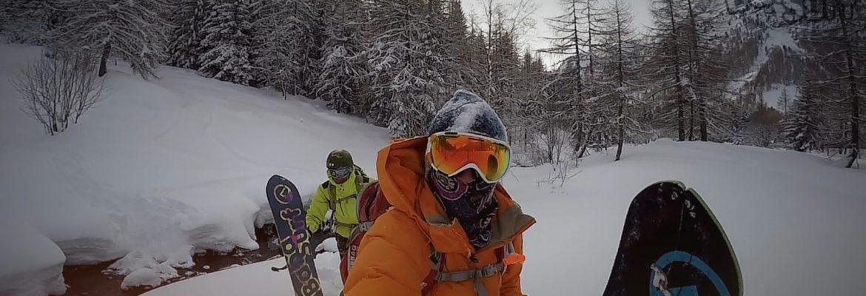 BABASURF snowboards